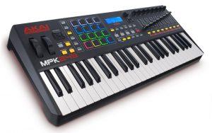 מקלדת שליטה Akai MPK 249
