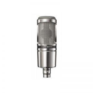 מיקרופון אולפן Audio Technica  AT2020V