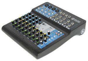 מיקסר אנלוגי 12 ערוצים עם אפקטים Topp Pro MXI.12FX