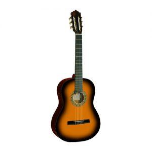 גיטרה קלאסית 1/2 כחולה + נרתיק INFINITY KM-3411BL
