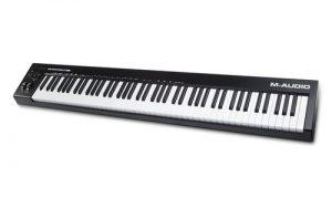 מקלדת שליטה M-Audio Keystation 88 MKIII