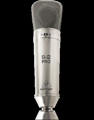 מיקרופון אולפני Behringer B-2 PRO