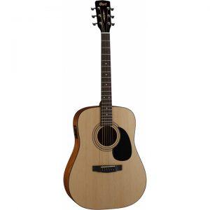 גיטרה אקוסטית מוגברת Cort AD810E-OP