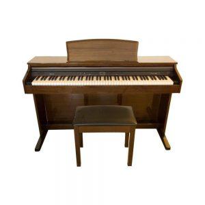 פסנתר חשמלי Ringway TG-8867 בצבע חום Walnut