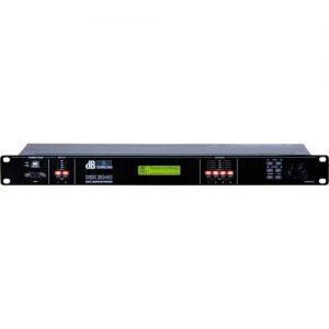 בקר דיגיטלי למערכות dbTechnologies DSX 2040
