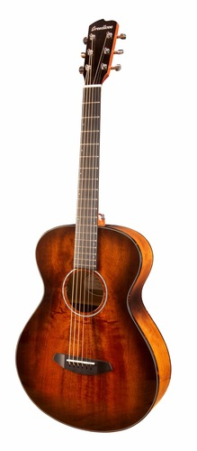 גיטרה אקוסטית Breedlove Pursuit Exotic Concertina Bourbon E