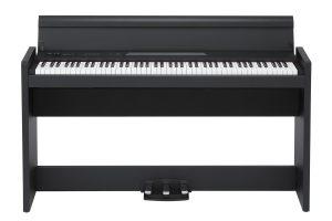 פסנתר חשמלי Korg LP-380U שחור
