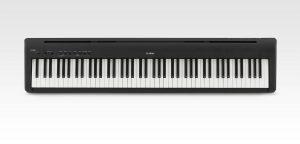 פסנתר חשמלי Kawai ES110 בצבע שחור