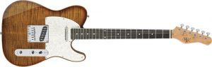 גיטרה חשמלית Michael kelly TELE GTR 1953 IN CARAMEL BURST