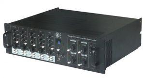 מיקסר 5 ערוצים 4 אזורים Topp Pro TMA54ZBT