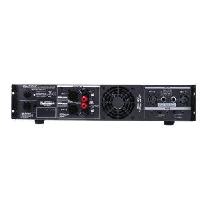 מגבר PHONIC MAX1500 2 x 450 W RMS 4 ohm