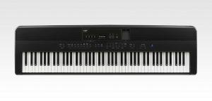 פסנתר חשמלי Kawai ES920 בצבע שחור