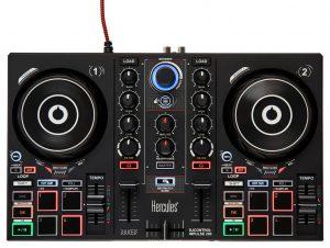 קונטרולר Hercules DJ Inpulse 200 DJ