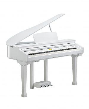 פסנתר חשמלי כנף Kurzweil KAG100 לבן