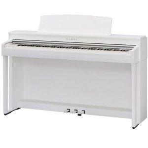פסנתר חשמלי Kawai CA98 לבן