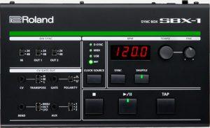 קופסת סינכרון Roland SBX-1