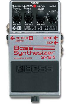 סינטיסייזר לגיטרה בס Roland SYB5