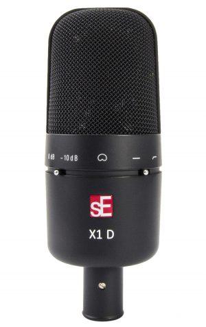 מיקרופון לתוף באס sE Electronics X1D